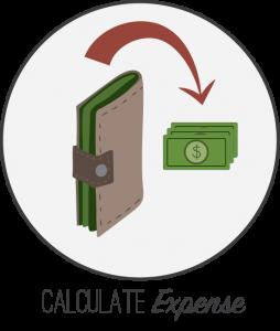 Budget Expense Calculation