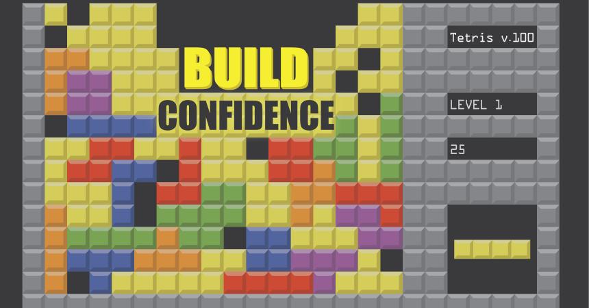 Building Confidence