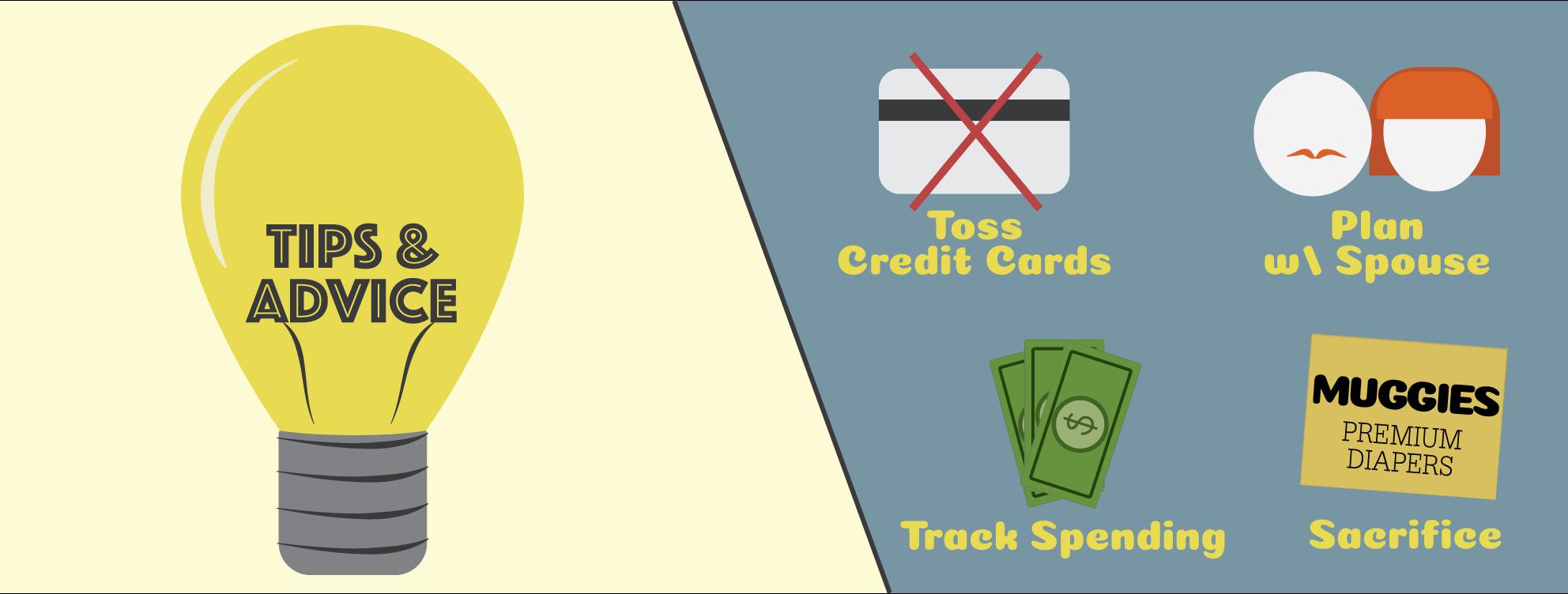 Tips & Advice Debt Free