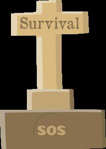 Grave Stone - Survival